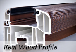 Real Wood Profile