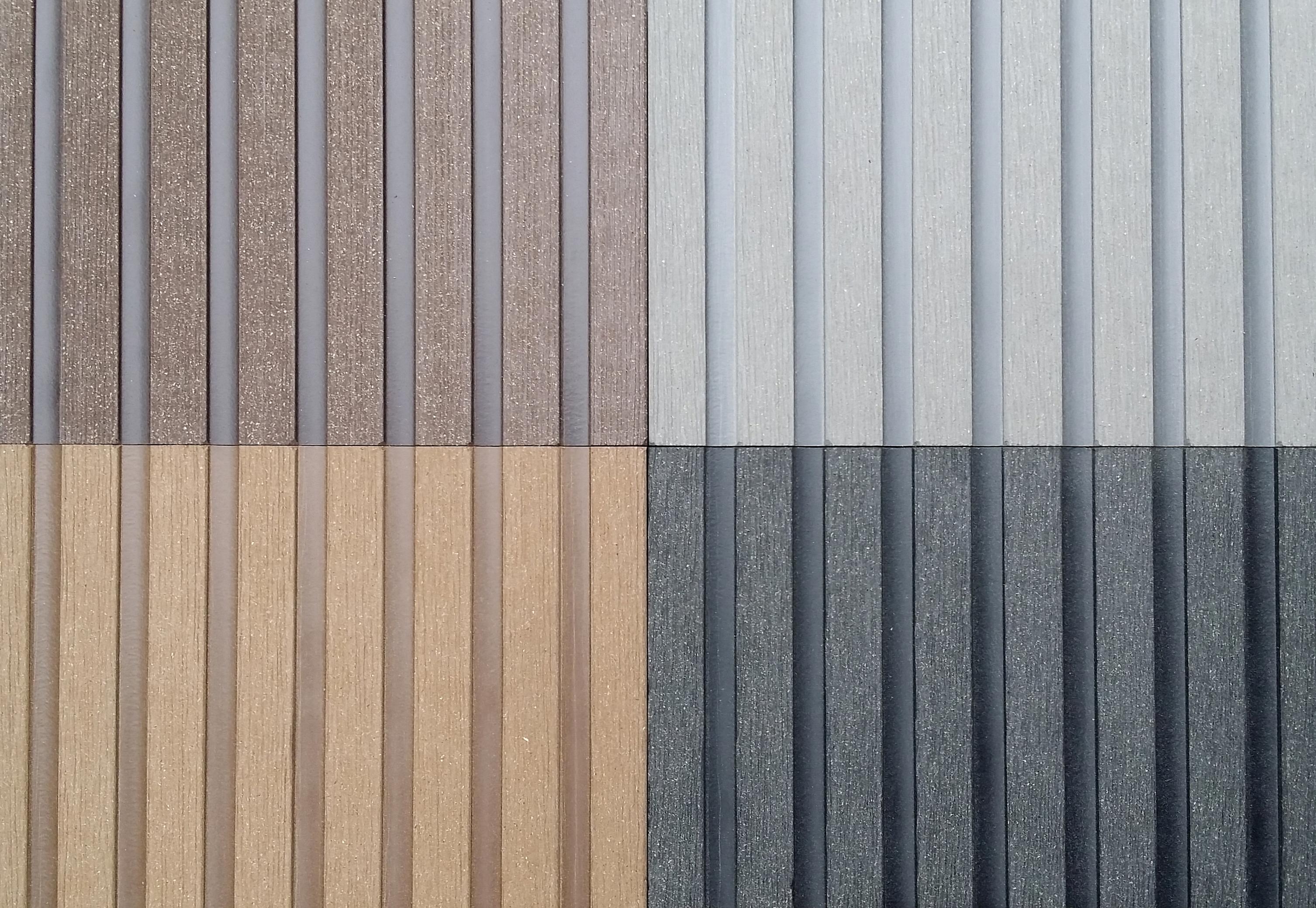 Tarasy Drewniane Deski Kompozytowe Ryflowane Timberness